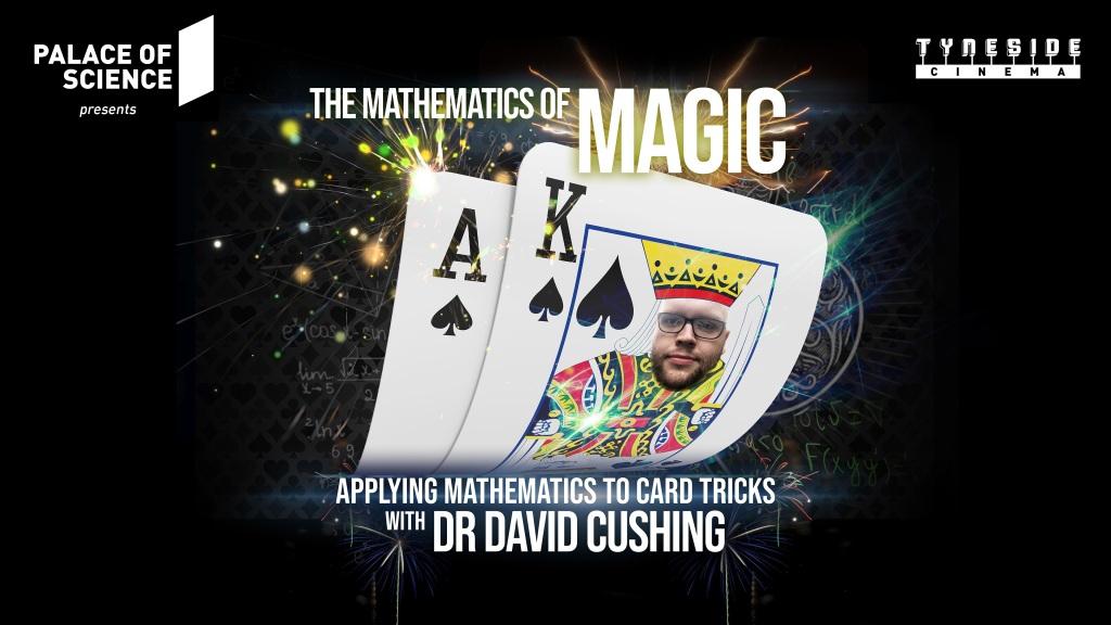 The mathematics of magic - SciBar, A Free Public Science Event In Newcastle
